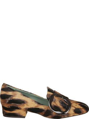 Paola D'Arcano Leopard Pumps
