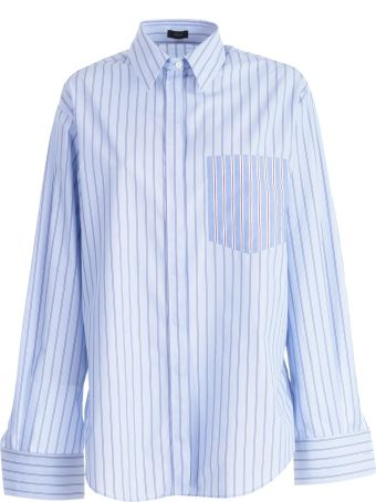 Joseph Striped Shirt