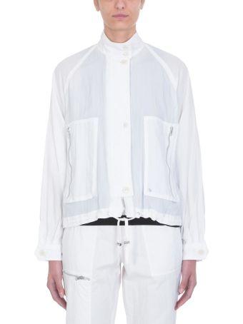 Helmut Lang Parachute Short Trench Jacket