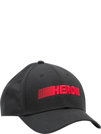 HERON PRESTON Black Heron Racing Cap