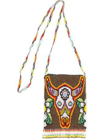 Jessie Western Beaded Bag