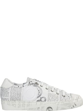 John Galliano  Shoes Leather Trainers Sneakers