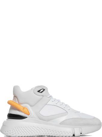Buscemi Veloce Hi-top Sneakers