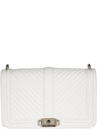 Rebecca Minkoff Quilted Love Shoulder Bag