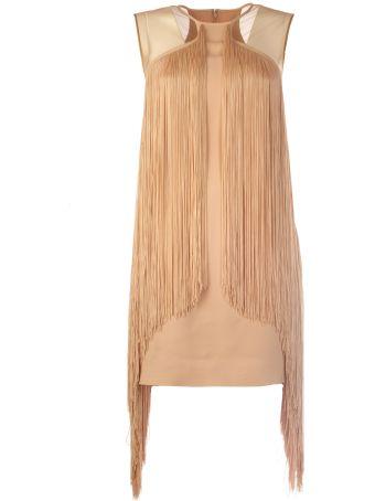 Stella McCartney Mini Dress With Fringes