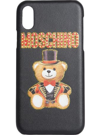 Moschino Iphone X Cover