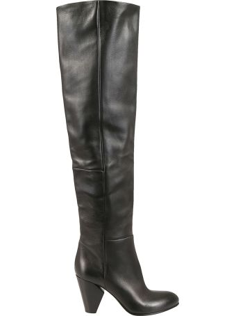 Strategia Stretch Over-the-knee Boots