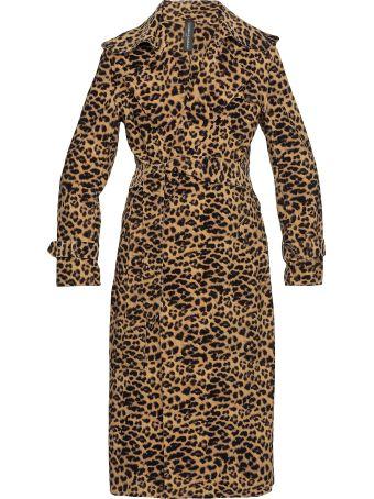 Norma Kamali Stretch Overcoat