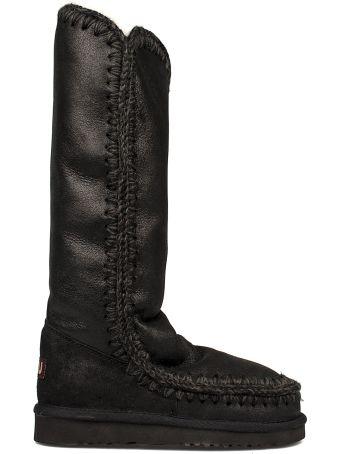 Mou Black Eskimo Boot 40 Boot
