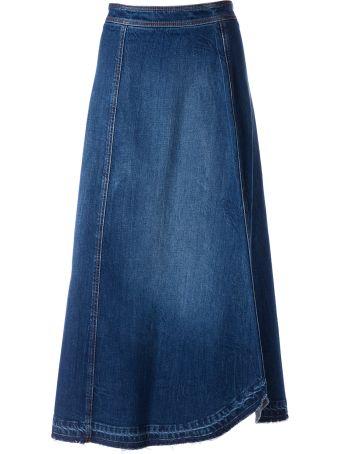 Philosophy di Lorenzo Serafini Flared Midi Skirt