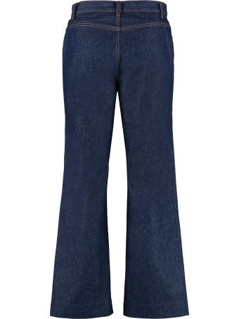 A.P.C. Gloria Straight Leg Jeans