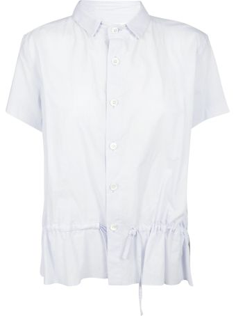 Y's Ruffle Detailed Shirt