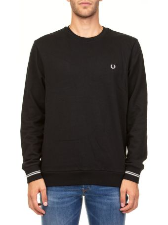 Fred Perry Cotton Sweatshirt