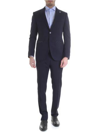 L.B.M. 1911 Luigi Borrelli Classic Suit