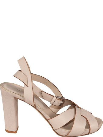 Roberto del Carlo High Block Heel Sandals
