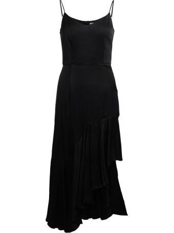 Jovonna Panther Black Long Dress