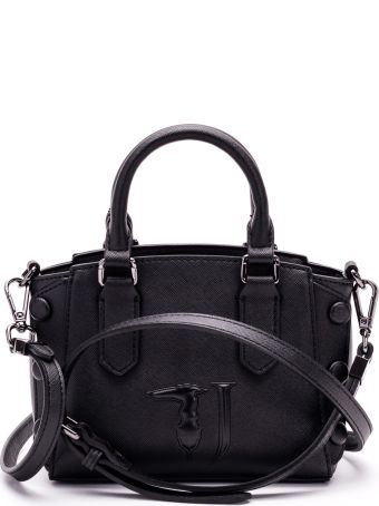 Trussardi Trussardi Melissa Faux Leather Mini Bag