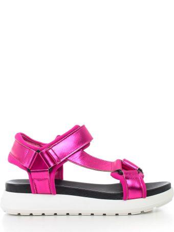 Parosh P.a.r.o.s.h. Strap Sandals