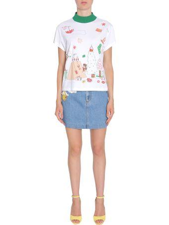 Mira Mikati Adventure Print T-shirt