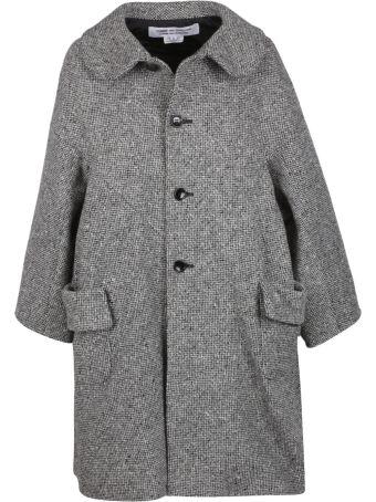 Comme des Garçons Oversized Single Breasted Coat