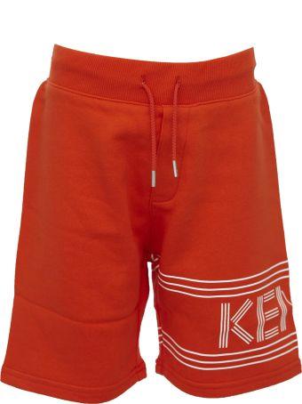 Kenzo Kids Kenzo Junior Shorts