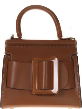 BOYY Karl 19 Brandy Color Leather Hand Bag