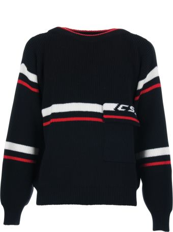 CMMN SWDN Tomek Knitted Sweater