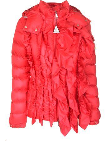 Moncler Ruffled Padded Jacket