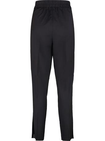 Fabiana Filippi Contrasting Side Stripe Trousers