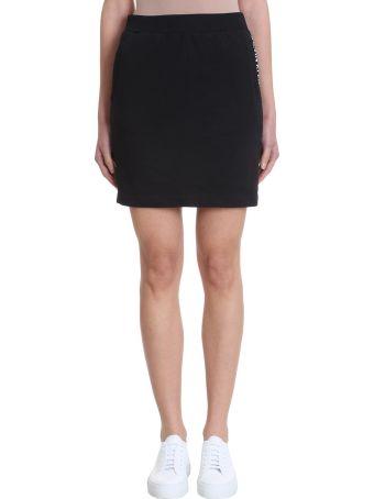 Calvin Klein Jeans Side Logo Band Skirt