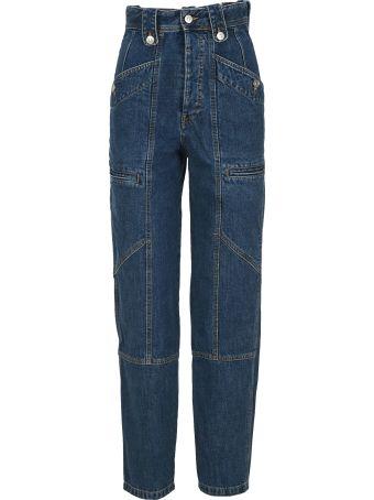 Isabel Marant Étoile Im Etoile Neko Jeans