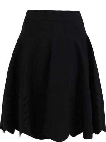 Alexander McQueen Puff Skirt