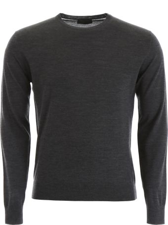 Prada Brushed Wool Pullover