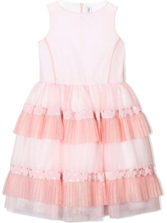 Simonetta Pink Dress Kids