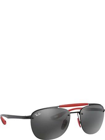 Ray-Ban Ray-ban Rb3662m Matte Black Sunglasses