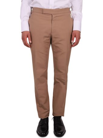 Tom Ford Beige Atticus Trousers