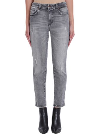 Mauro Grifoni Neroly Black Wash Jeans