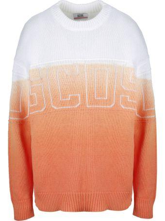 GCDS Knitted Gradient Dye Sweater