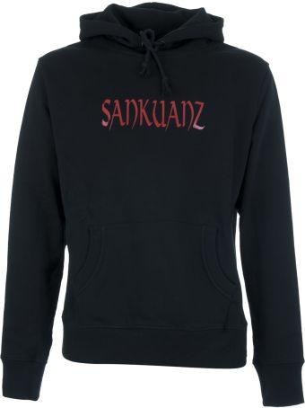 Sankuanz Metal Logo Hoodie