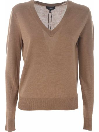 Theory Slim Fit Sweater