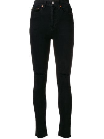 RE/DONE Ankle Crop Jeans