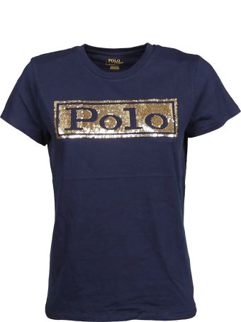 Ralph Lauren Sequined T-shirt