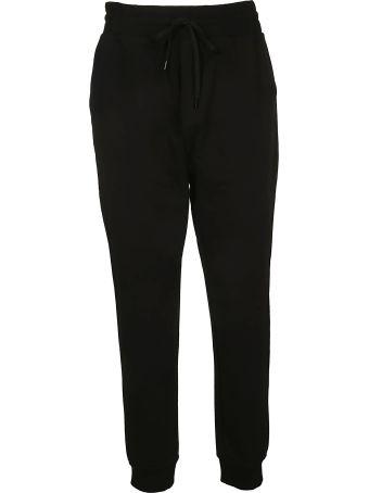 Love Moschino Printed Track Pants