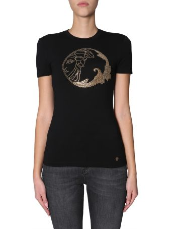 Versace Collection Crew Neck T-shirt
