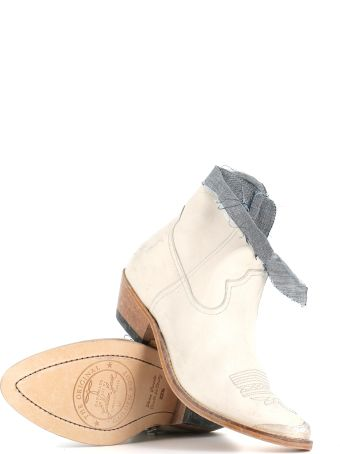 Golden Goose Texan Boots