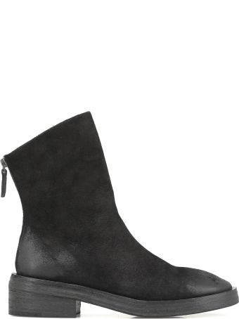 Marsell Suede Lather Boot