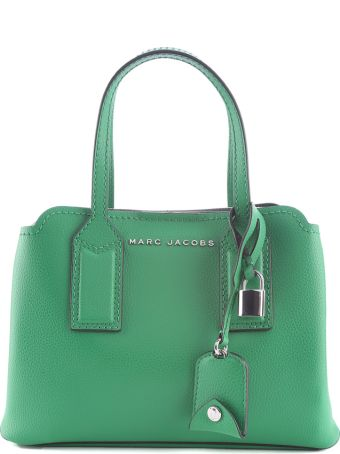 Marc Jacobs The Editor 23 Pebbled-leather Cross-body Bag