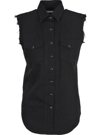 Saint Laurent Shirt Smanicata