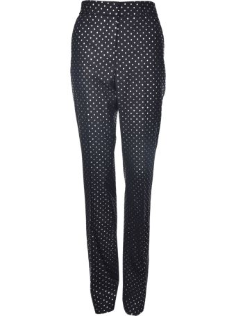 REDEMPTION Polka Dot Trousers