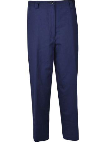 Dries Van Noten Cropped Trousers